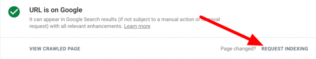 Google search console is disabled